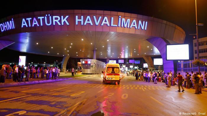 Аэропорт имени Ататюрка, Стамбул