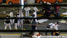 Türkei Explosionen und Schüsse am Flughafen in Istanbul