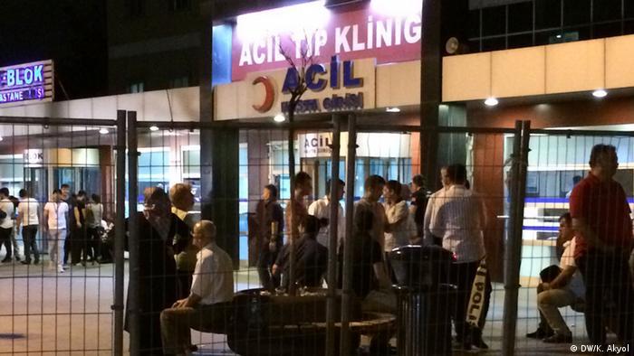 В одній з лікарень Стамбула після теракту
