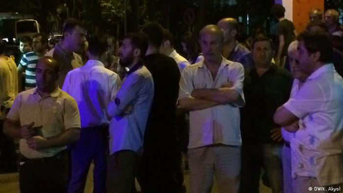 Türkei Krankenhäuser nach Anschlag in Istanbul