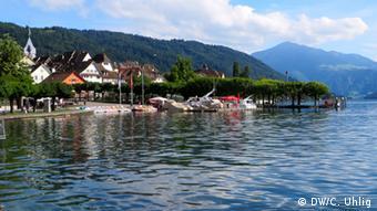 Στο ελβετικό Τσουγκ οι κάτοικοι μπορούν να χρησιμοποιούν το bitcoin για ορισμένες συναλλαγές τους με τον δήμο