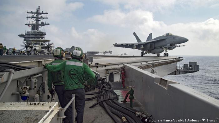 US Militäroperation gegen IS