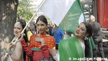 Pakistan Hijra Transsexuelle Demo in Kopenhagen