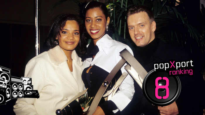 PopXport Ranking: The Top 10 music acts of the 90s from