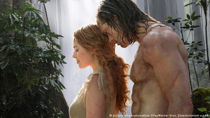 Scene from 'The Legend of Tarzan', Copyright: picture-alliance/Jonathan Olley/Warner Bros. Entertainment via AP