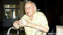 Marcel Fischer, Überlebender Iasi Rumänien Pogrom