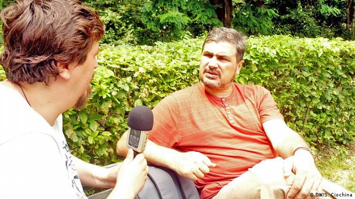 Istoricul Dorin Dobrincu în dialog cu jurnalistul DW Simion Ciochină
