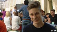 DW Interview Ben Pasternak