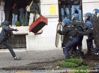 Protestos estudantis em Paris: sensação de déjà vu?