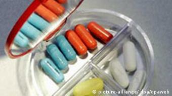 Symbolbild Medikamente