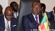 Der Präsident von Benin Patrice Talon