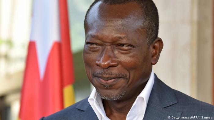 Patrice Talon dirige le Bénin depuis avril 2016