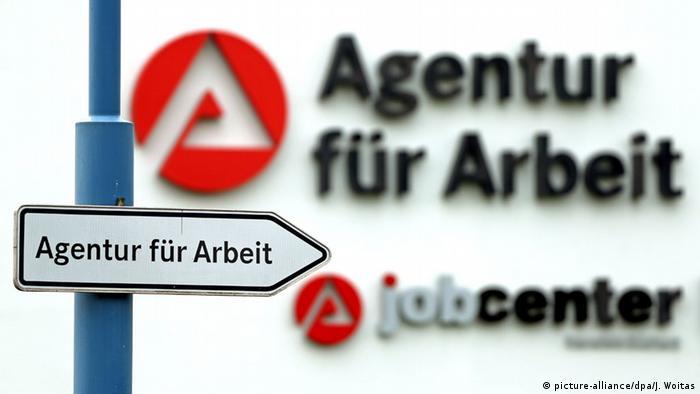 Deutschland Arbeitsmarkt Agentur für Arbeit