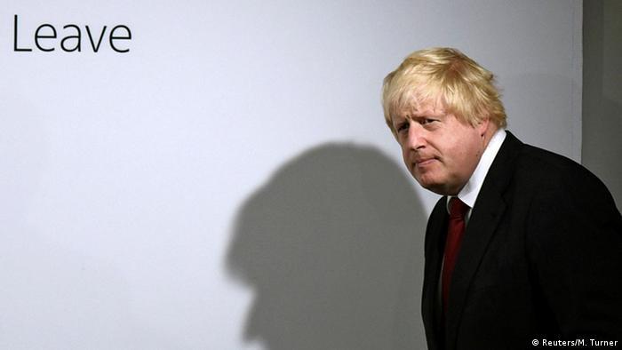 Großbritannien Boris Johnson