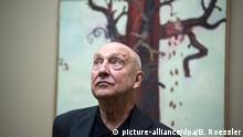 Deutschland Ausstellung Helden von Baselitz im Frankfurter Städel