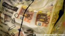 Gelddruck Falschgeld
