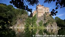 Deutschland Burg Kriebstein