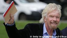 Großbritannien Richard Branson (Getty Images/AFP/D. Leal-Olivas)