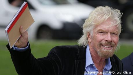 Großbritannien Richard Branson