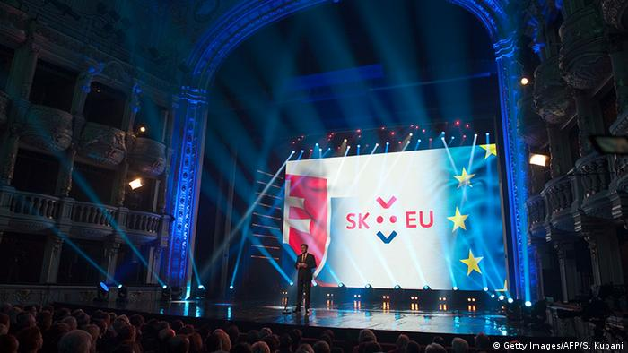 EUROPA: Eslovaquia, al tim�n del Consejo Europeo