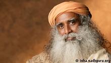 ***ACHTUNG: Verwendung nur zur mit den Rechteinhabern abgesprochenen Berichterstattung.*** Spiritual leader and Isha Foundation founder Sadhguru Jaggi Vasudev Copyright: