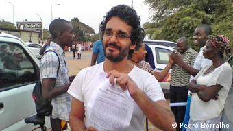 Angola Luanda Angolan activists freed