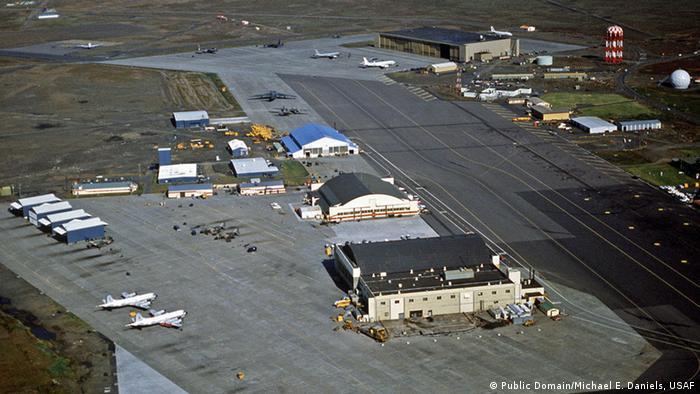 Keflavik air base