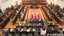 Mosambik Maputo Parlament / Plenary session in Mozambik's Parliament