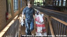 USA US Naval Academy Ensign Ali Marberry Transgender