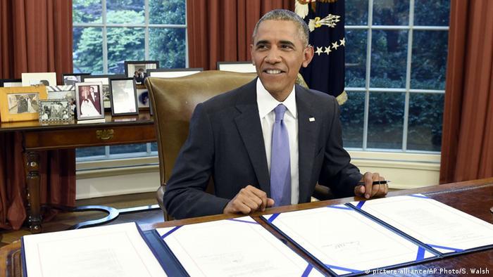 USA Obama unterzeichnet Gesetz für Puerto Rico Promesa