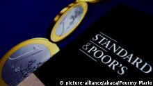 Ratingagentur Standard and Poor's Euro