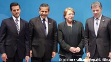 Chile Pazifik-Allianz Alianza del Pacífico 2016