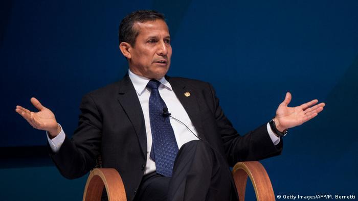 Alianza del Pacífico 2016: Ollanta Humala