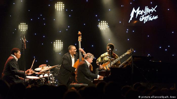 Montreux Jazz Festival >> Fifty Years Of Music Legendary Montreux Jazz Festival