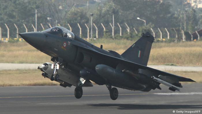 Indien Tejas Kampfjet