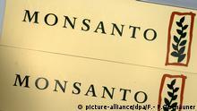 Deutschland USA Übernahme Monsanto Firmenlogo