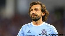 USA New York City FC Andrea Pirlo (Getty Images/M. Stobe)