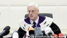 Österreich Urteil zur FPÖ-Wahlanfechtung in Wien