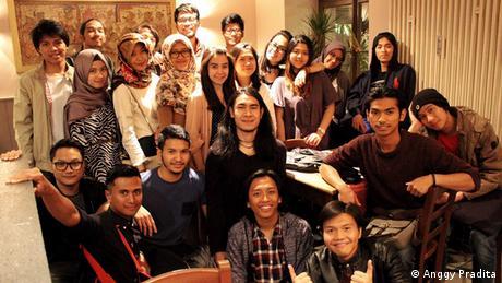 Indonesien Anggy Pradita studiert in Deutschland (Anggy Pradita)