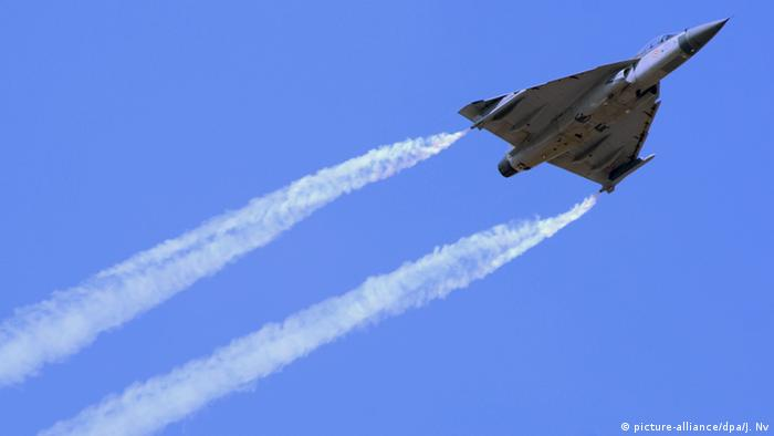 Indien Luftwaffe Hindustan Aeronautics Limited (HAL) Tejas - Kampfflugzeug