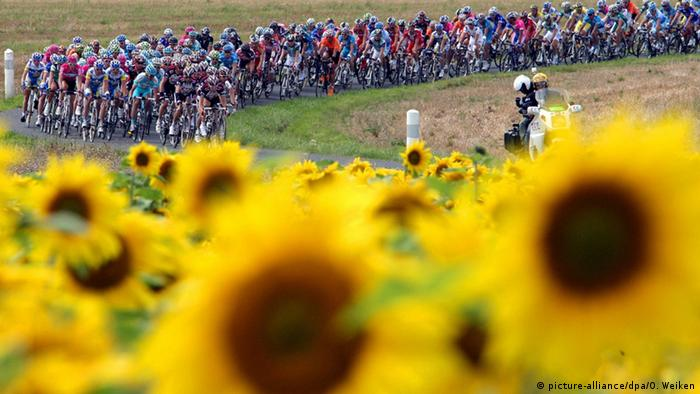 Frankreich Radsport Tour de France (picture-alliance/dpa/O. Weiken)