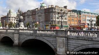 Irland Dublin Straßenszene