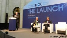 Deutschland Start DOC Research Institute in Berlin