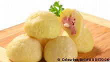 Gerichte mit Kartoffeln Kartoffelklöße
