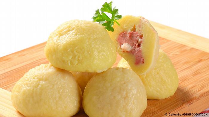 Kartoffelklöße mit Füllung (Foto: Colourbox/DIGIFOODSTOCK)