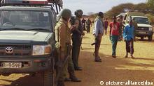 Kenia Angriff auf Busse in Mandera