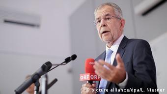 Österreich Verfassungsrichter erklären die Bundespräsidentenwahl für ungültig Alexander Van der Bellen