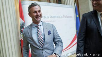 Österreich Verfassungsrichter erklären die Bundespräsidentenwahl für ungültig Norbert Hofer