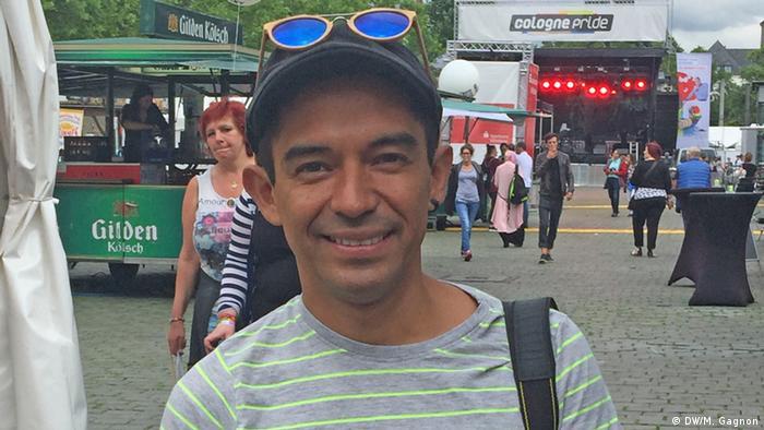 Deutschland Christopher Street Day Köln