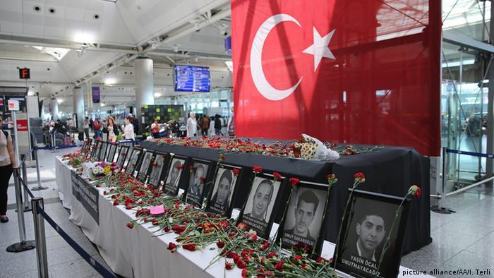 Saldırıda hayatını kaybedenler